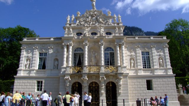Linderhof Palace Munich Germany
