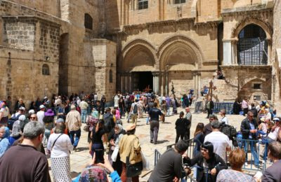 Holy Sepulcher Israel middle east trip tour travel vacations